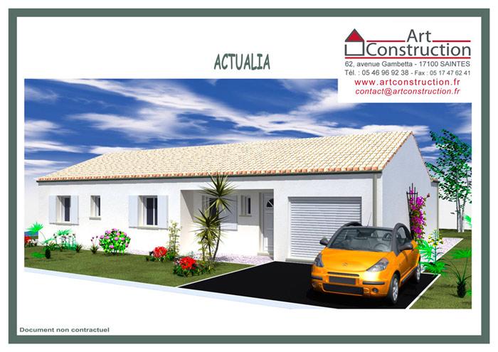 Constructeur En Charente Maritime Plans Et Perspectives De Maisons